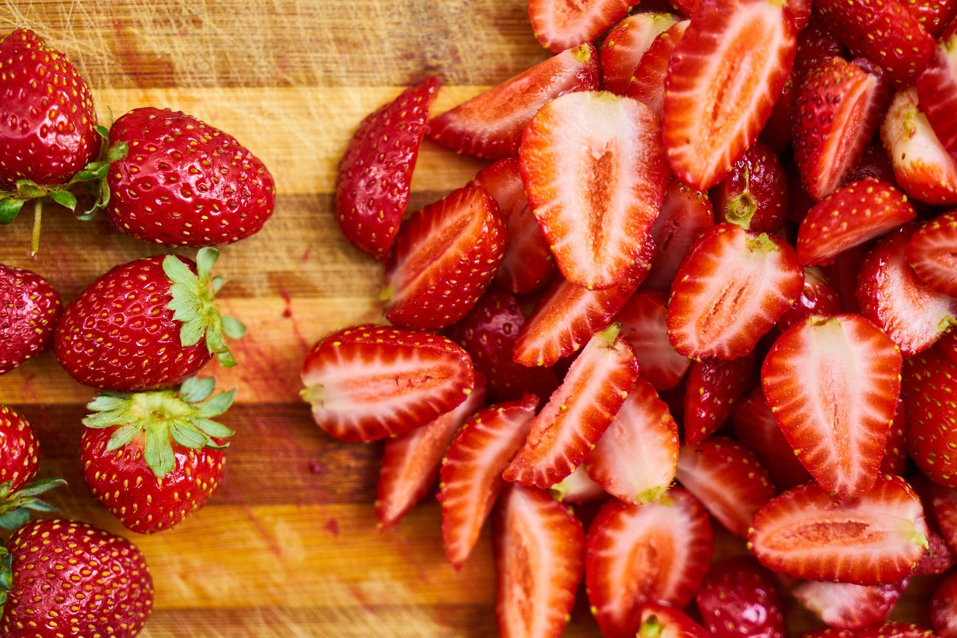 Beardie Strawberries